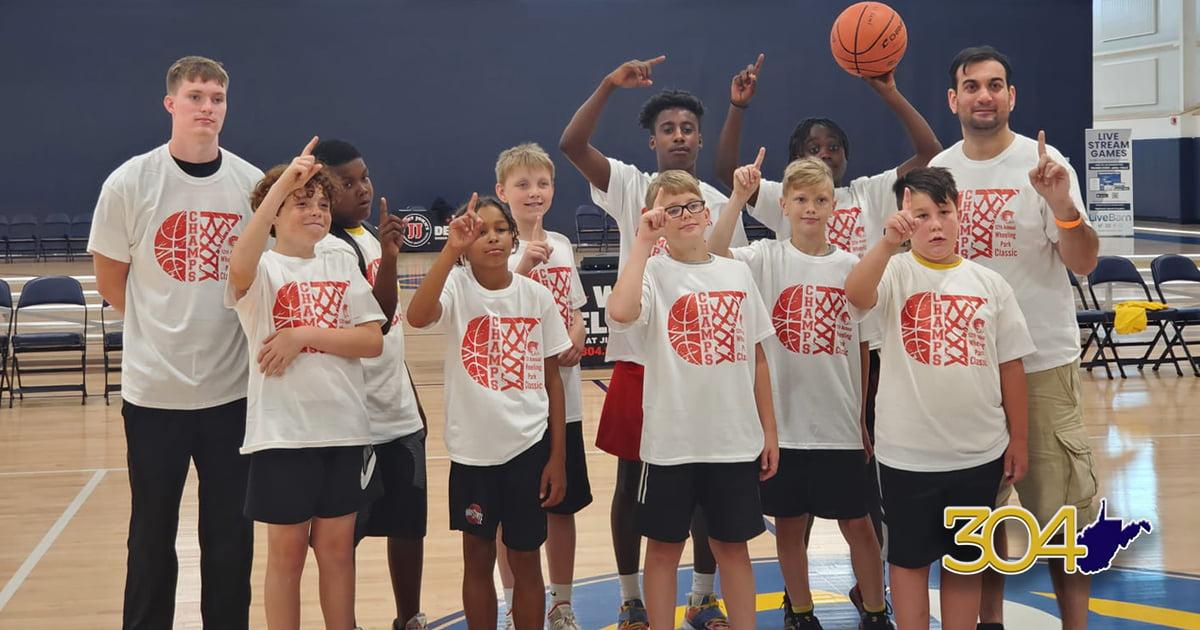 Team 304 AAU Basketball