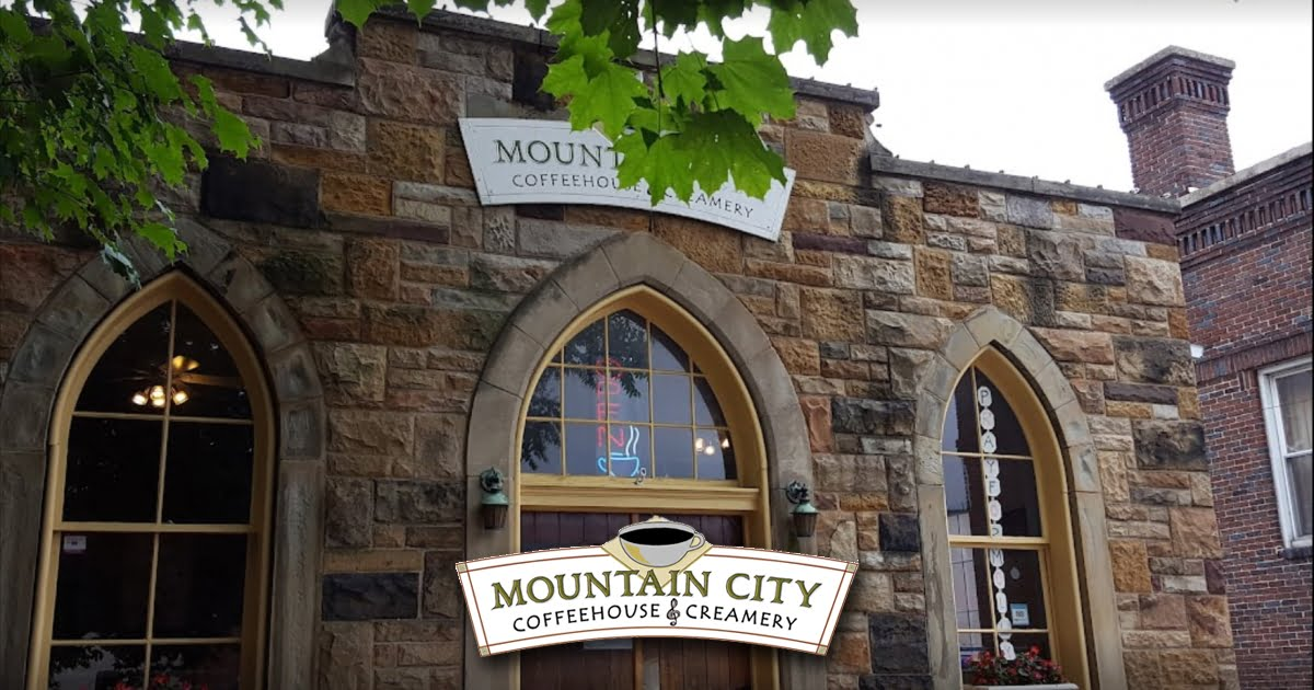 Mountain City Coffeehouse & Creamery Post Share